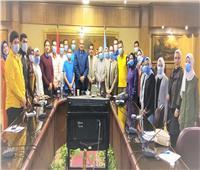 محافظة الغربية تختتم البرنامج التدريبي لإعداد القيادات الشبابية