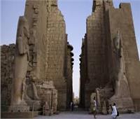 سفيرة كولومبيا بالقاهرة تشيد بـ«الآثار المصرية»