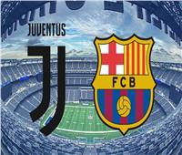 بث مباشر| مباراة يوفنتوس وبرشلونة في دوري الأبطال