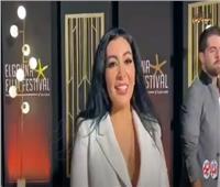 خاص| ميريهان حسين تحتفل بعيد ميلادها في مهرجان الجونة.. فيديو