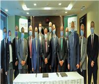 بروتوكول تعاون بين البنك الأهلي و«مصر للتأمين» بشأن السداد الإلكتروني