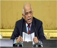 «عبدالعال» يهنئ «العسومي» بفوزه برئاسة البرلمان العربي