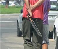 «بلطجي السوق» في قبضة الشرطة
