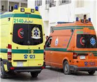 إصابة 8 أشخاص في حادث تصادم بالمنيا