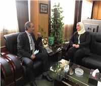 وزيرة التضامن تستعرض البرامج والأنشطة التي تنفذها بالإسماعيلية