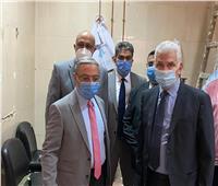 إجراءات استباقية لمستشفيات جامعة طنطا لمواجهة الموجة الثانية لكورونا