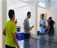 نادي المنيا يستضيف المنافسات المؤهلة لبطولة الجمهورية لتنس الطاولة