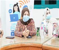 «التحرش الإلكتروني».. ندوة في منتدى القومي للمرأة بسوهاج