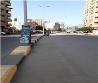 صور | استمرار حملات النظافة اليومية بشوارع الغربية