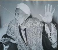 انفراد| أول صور لمُعلم عميد الأدب العربي «طه حسين»