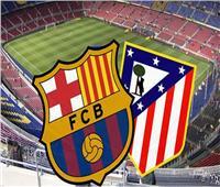 تعرف على موعد قمة برشلونة وأتلتيكو مدريد في الليجا