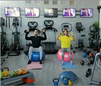 شاهد..تمرينات رياضية صباحية لتقوية عضلات الجسم
