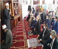 محافظ البحيرةيفتتح مسجد إبراهيم عبد العال بسيدي شحاتة