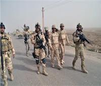 الجيش العراقي يقصف 4 أهداف لداعش شرق بعقوبة
