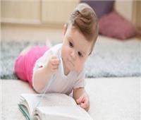 دراسة أمريكية: الرضيع يستطيع القراءة!