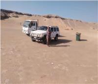 حملات على الشواطئ للحفاظ على «الحياة البحرية» بالبحر الأحمر
