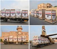 فيديو| تنفيذا لتوجيهات الرئيس السيسي ..مصر ترسل مساعدات عاجلة للعراق