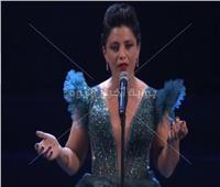 التونسية آمال مثلوثي تفتتح حفل ختام مهرجان الجونة السينمائي