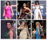 أكثر فساتين إثارة في حفل ختام مهرجان الجونة 2020