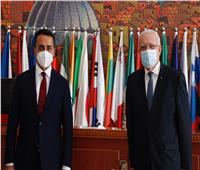 فلسطين تدعو إيطاليا لدعم رؤية محمود عباس بعقد مؤتمر دولي للسلام