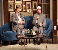 فيديو   رمضان عبد الرازق: الاحتفال بمولد النبي سنة وليس بدعة