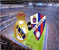 اليوم.. ريال مدريد يستضيف هويسكا في الدوري الإسباني