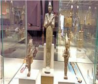 حكاية «إيزيس وأوزوريس» أسطورة الحب والوفاء بمتحف شرم الشيخ