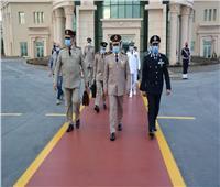 صور..رئيس الأركان يغادر إلى السودان لبحث التعاون العسكري والأمني