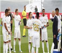 «زيدان» يعلن تشكيل ريال مدريد أمام هويسكا