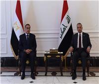 مدبولي والكاظمي يشهدان توقيع 15 اتفاقية تفاهم وتعاون بين مصر والعراق