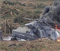 العراق مصرع طيارين اثنين في سقوط طائرة عسكرية بقضاء بلد