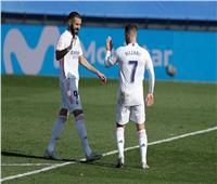 فيديو| الشوط الأول.. ريال مدريد يضرب هويسكا بهدفين لـ«هازارد وبنزيما»