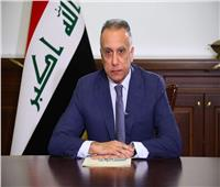 رئيس وزراء العراق: لدينا روابط قوية مع الشعب المصري