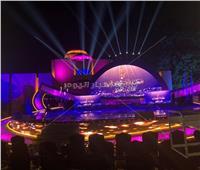 صور   قبل إنطلاقه غداً.. الأوبرا تتزين لاستقبال مهرجان الموسيقى العربية