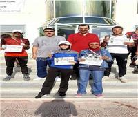«تربية رياضية القناة» تحصد جوائز بطولة الإسماعيلية للملاحة الرياضية