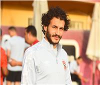 فيديو| عربي بدر: سعيد باللعب مع الفريق الأول.. وأحلم بالتتويج الإفريقي
