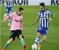 برشلونة يتعادل مع ألافيس ويواصل نزيف النقاط في الليجا