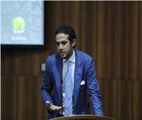 محمد فضل يهنئ الأهلى وجمهوره بـ«الدورى العام»