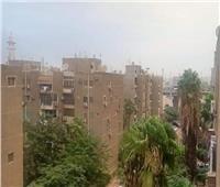 عاجل | سقوط أمطار خفيفة على القاهرة