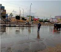 كيف استعدت القاهرة لموسم الأمطار؟