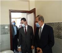 محافظ كفر الشيخ يفتتح ٤ مدارس بتكلفة ٣١ مليون و٧٠٠ ألف جنيه