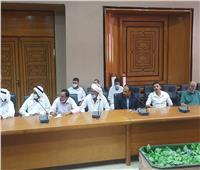 حوار مجتمعي لإنشاء ٣ تجمعات تنموية جديدة بمدينة العريش