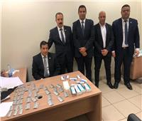 ضبط راكب بحوزته أقراص مخدرة في مطار القاهرة