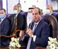 فيديو| رسائل الرئيس السيسي في افتتاح جامعة الملك سلمان