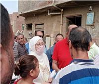إخلاء 8 عقارات باسطبل عنتر وتسكين ٥٤ أسرة بالأسمرات