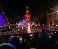 «سوما» تتألق في افتتاح مهرجان الموسيقى العربية بـ«قال جاني بعد يومين»