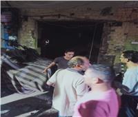إصابة 3 أشخاص في انفجار ماسورة غاز بحدائق المعادي