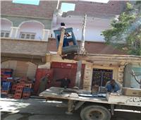 اليوم | قطع الكهرباء عن 17 قرية بأسيوط