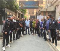منتخب «كمال الأجسام» يجري مسحة كورونا قبل بطولة العالم