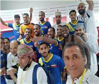 عبدالناصر محمد يقود بهلاء العماني للمركز السادس في الدوري